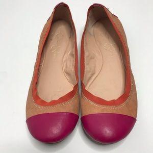 Jessica Simpson Ballerina Flat Shoes Women's